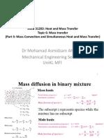 Mass transfer - Part 3