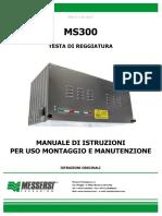 Uso e Manutenzione MS300 (IT)_9