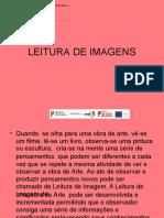 Manual leitura de imagens