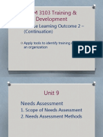 Unit 9 (1) Needs Assessment Methods & Obstacles.pptx