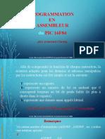 Cours 3 - Programmation en Assembleur du PIC 16F84.pptx
