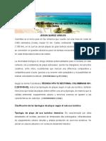 Gestion De Playas En Colombia