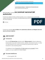 Solicitar informe nominal nacional del automotor _ Argentina.gob.ar