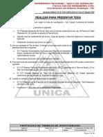 FORMATO Y ESQUEMA DE REVISION PLAN DE TESIS E INFORME FINAL VERSION 2020 VERSION FINAL