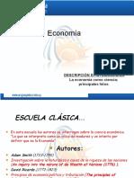 EPISTEMOLOGIA ECONOMIA