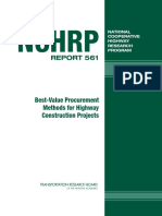 Best Value Procurement Methods for Highway Construction Projects.pdf