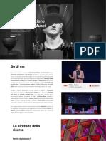 La Comunicazione Digitale Per i Musei (Chiara Natali)