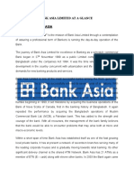 BANK ASIA LIMITED AT A GLANCE final