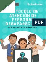 PERSONAS DESAPARECIDAS PERU