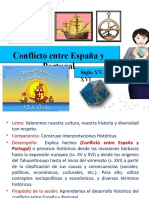 Conflicto entre España y Portugal