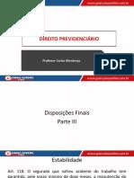 Aula 25 - Disposições Finais III.pdf