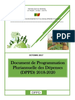 DPPD MEDD 2018 - 2020