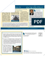 GCF Newsletter Winter 2010