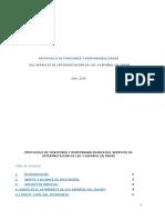 PROOTOCOLO DE FUNCIONES Y RESPONSABILIDADES DE UN INTERPRETE