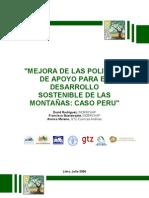 MEJORA DE LAS POLITICAS  LA GALLEGA
