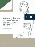 Apostila Formação em Consultoria de Imagem Minha Marca.pdf