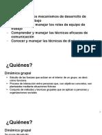Distinciones y Herramientas Equipo. CdP Vallekas (1)
