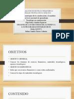 presentacion recursos financieros, materiales tecnologicos, espacio