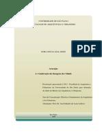 A CONSTRUÇÃO DA IMAGEM DE ARACAJU - DORA NEUZA