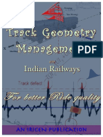 track geometry management