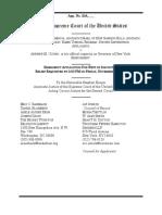 Agudath Israel v. Israel emergency application