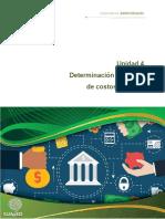 HOJA DE COSTOS Y PRESUPUESTO FINANCIERO