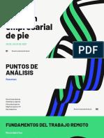 Amarillo y Negro Patrón Reunión Empresarial Presentación.pdf