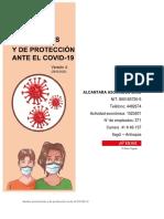 Protocolo medidas preventivas y de protección ante el COVID-19 - Alcantara Asociados S.A.S versión 4