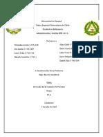 DIRECCIÓN EN EL CUIDADO DEL PACIENTE (1)