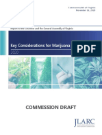 JLARC Report- Key Considerations for Marijuana Legalization