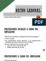 SAP DERECHO LABORAL PRESTACIONES SOCIALES [Autoguardado]