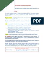 Guía  2° de categorías gramaticales