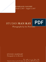 Studio Man Ray