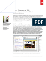 Dreamweaver CS5 - What's New