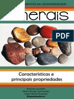 Cartilha de Minerais EBOOK