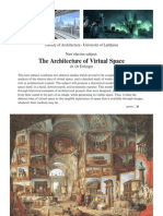 The Architecture of Virtual Space