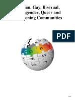 J-LGBTQ COMMUNITIES