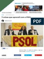 7 coisas que aprendi com o PSOL - Spotniks.pdf