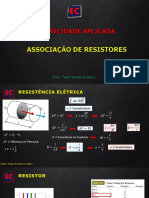 Associação de Resistores_