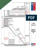 Lamina R Escalera y puerta reja tipo.pdf