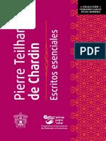 Teilhard de Chardin - Escritos esenciales.pdf