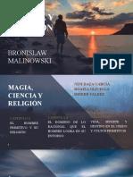 MAGIA, CIENCIA Y RELIGION 2