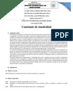 INFORME #1 CONSTANTE  DE ELASTICIDAD V