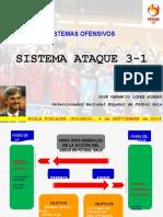 SISTEMA ATAQUE 3-1