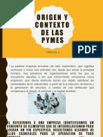 EXPOSICION DE PYMES