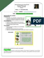 GUÍA 11 DE TECNOLOGIA E INFORMÁTICA