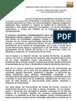 PLAN DE MEJORAS CICLO ESCOLAR 2010 - 2011. ESCUELA DOS DE OCTUBRE