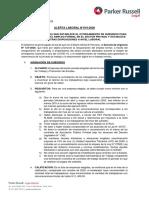 D.U. N° 127-2020
