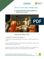 Copia de Clase 5. Problemas filosóficos en el cine_ poder, identidad y ética.