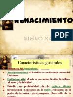 Literatura Renacimiento Español